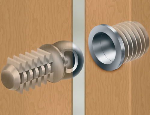 Tree-lock fastener